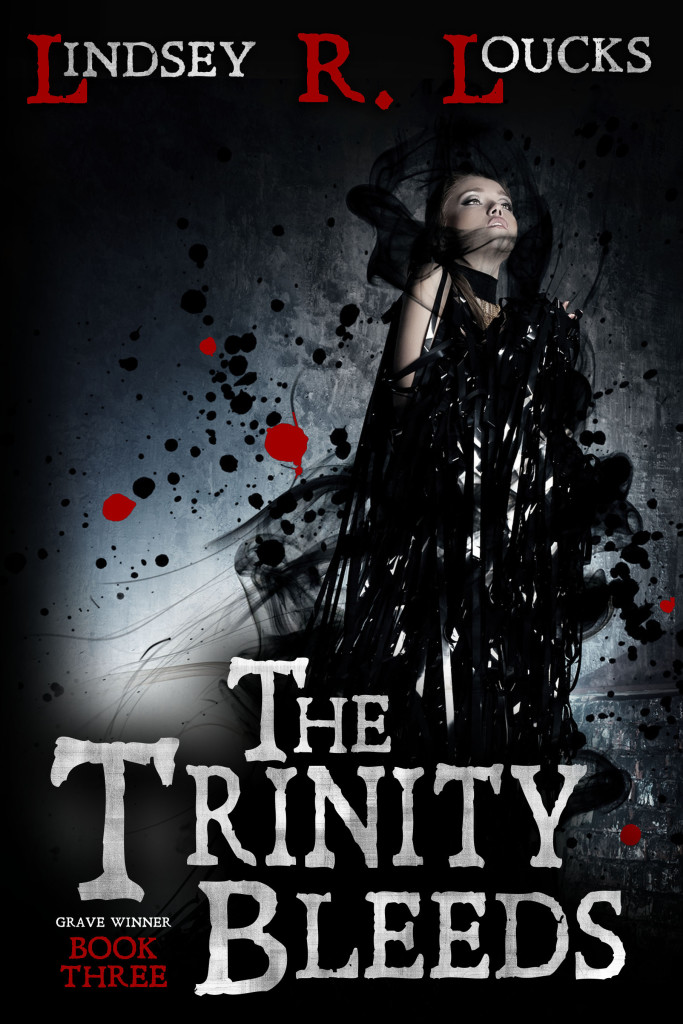 Book Cover: The Trinity Bleeds