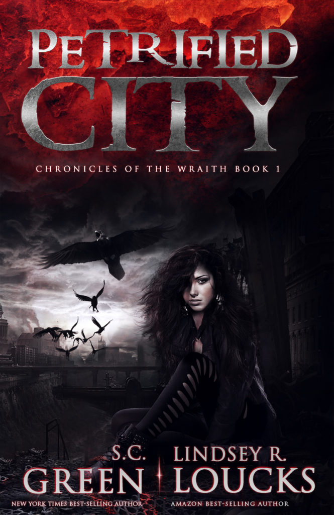 Book Cover: Petrified City
