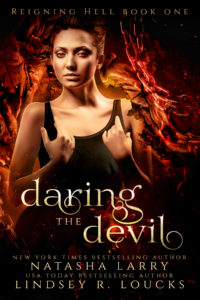 Book Cover: Daring the Devil