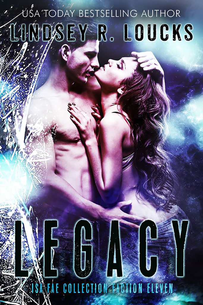 Book Cover: Legacy: Faction 11