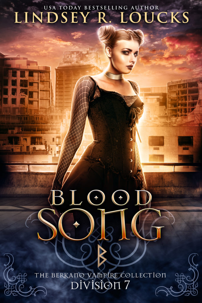 Book Cover: Blood Song